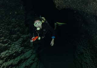 Cavern & Cave Diving in Sipadan