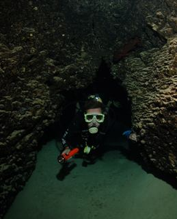 The most exciting cave dive in Borneo