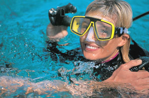 Gain a PADI Scuba certification