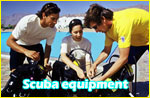 Great bargains on scuba diving equipment