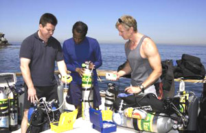 Sipadan Scuba - Tec Gas Blender course